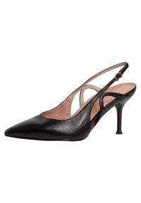 Tamaris Heart & Sole - Escarpins - black leather - 2