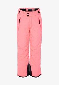 Chiemsee - Snow pants - neon pink - 0