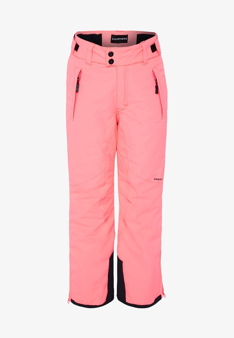 Chiemsee - Snow pants - neon pink