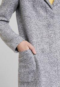 ONLY - ONLARYA COAT - Short coat - light grey melange - 4