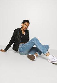 Gina Tricot - HEDDA ORIGINAL - Skinny džíny - sky blue - 3