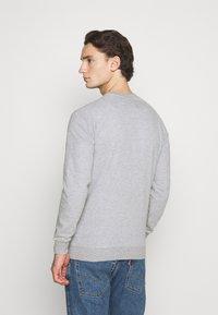 Denim Project - BASIC CREW - Sweatshirt - grey - 2