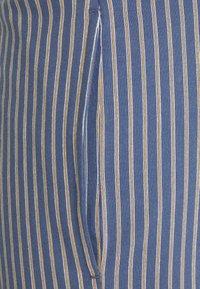 Schiesser - BERMUDA - Pyžamový spodní díl - jeansblau - 6