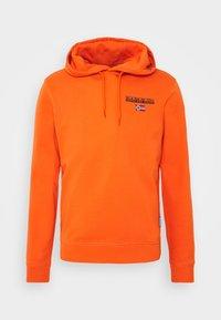 orange koi