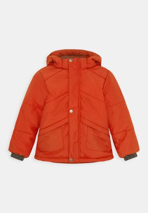 WELI JACKET - Zimní bunda - rooibos tea orange