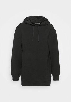 CRUSH HOODIE - Sweatshirt - black