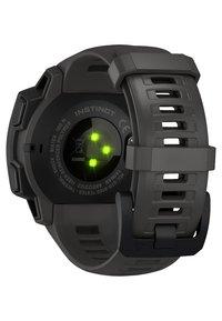 Garmin - INSTINCT - Smartwatch - black - 1