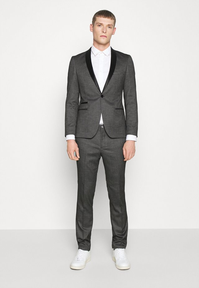 FINCH TUXEDO SUIT - Garnitur - black