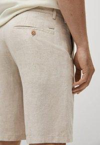 Mango - CARP - Shorts - écru - 4
