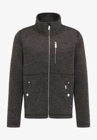 ICEBOUND - Fleece jacket - dunkelgrau melange - 4