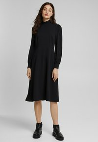 Esprit Collection - FASHION - Day dress - black - 6