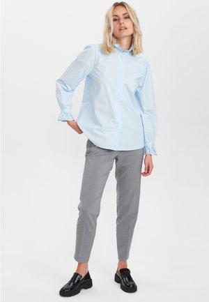 NUBARBARA - Blouse - cashmere blue