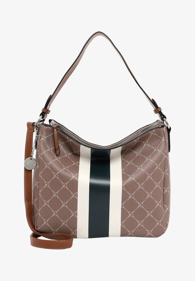 Handtasche - darktaupe