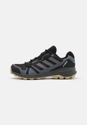 TERREX LITESKY GORE-TEX - Hiking shoes - core black/grey four/half blue