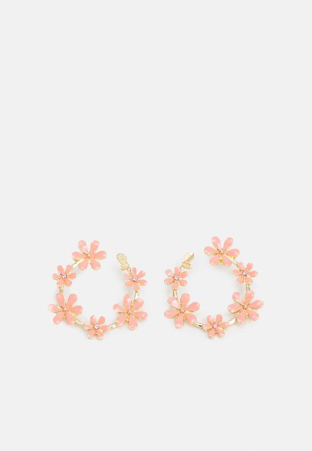 ONLDORI FLOWER EARRING - Boucles d'oreilles - pink lemonade