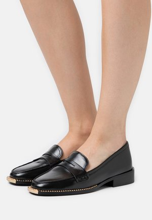 NELLI LOAFER - Slip-ons - black