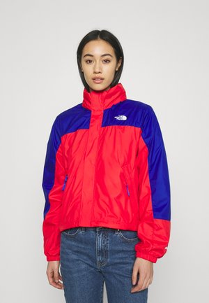 HYDRENALINE JACKET - Vindjakke - horizon red/blue