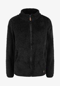 Oxmo - TELSA - Zip-up hoodie - black - 5
