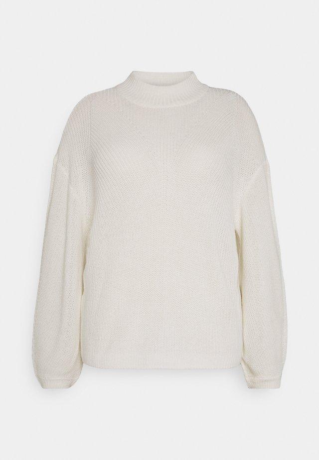 NMSIAN HIGH NECK - Pullover - sugar swizzle