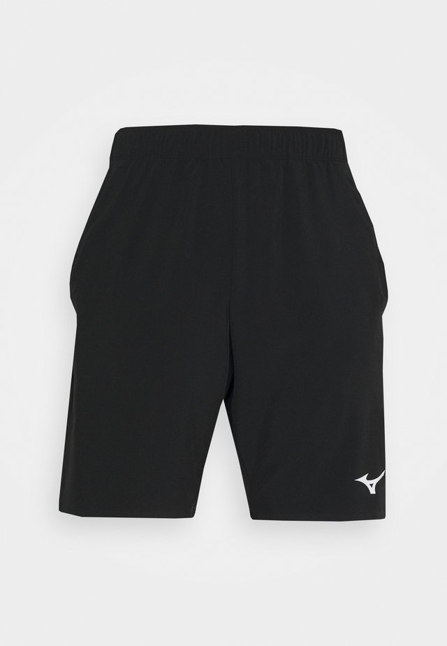 AMPLIFY SHORT - Sports shorts - black