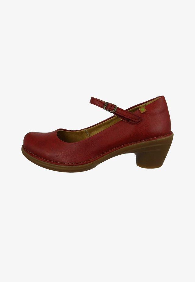 Classic heels - rioja