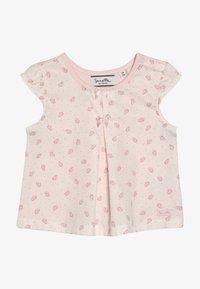 Sanetta fiftyseven - BLOUSE BABY - Blusa - seashell rose - 2