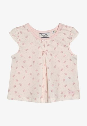 BLOUSE BABY - Bluzka - seashell rose
