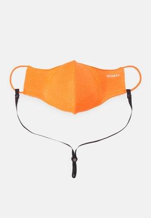 SFMXMASK - Stoffen mondkapje - orange
