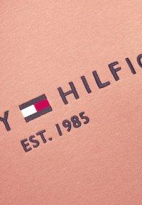 Tommy Hilfiger - HOODIE - Sweat à capuche - clay pink - 5