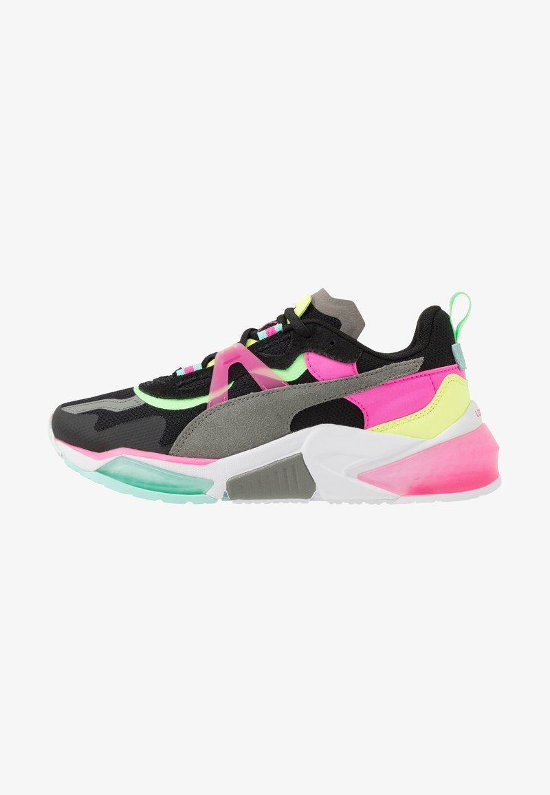Puma - LQDCELL OPTIC PAX - Sports shoes - black/ultra gray