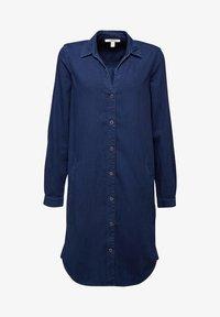 Esprit - Shirt dress - blue dark wash - 7