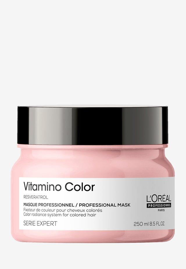 Paris Serie Expert Vitamino Color Maske - Hair mask - -