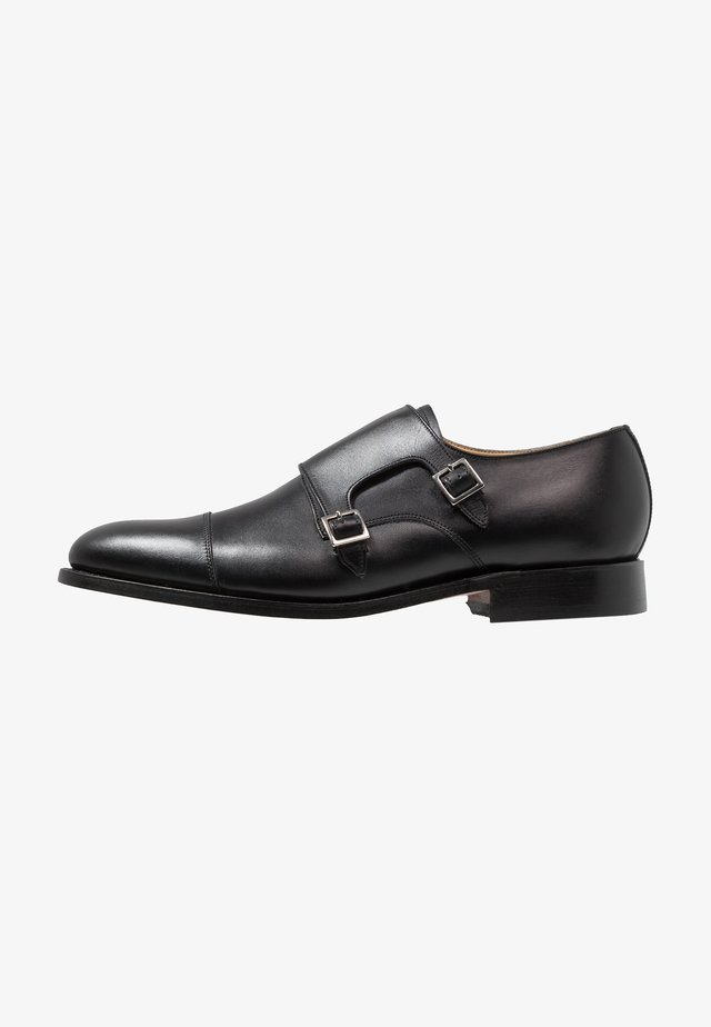 TUNSTALL - Smart slip-ons - black