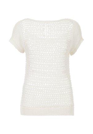 MAYA  - Print T-shirt - off-white
