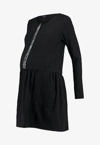 Mara Mea - DESERT - Jersey dress - black - 6