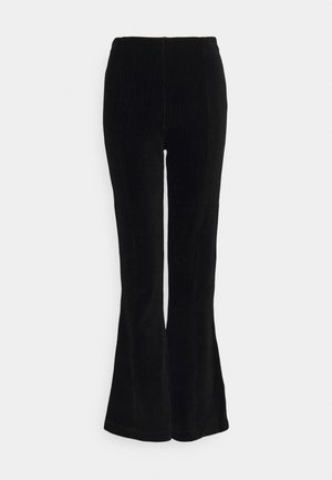 TACITURNE PANTALON - Pantalones - black