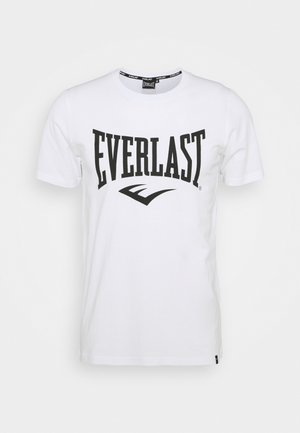 BASIC TEE RUSSEL - T-shirts print - white