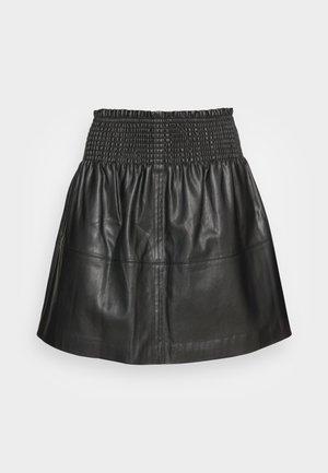 ROLY - Mini skirt - black