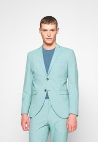 Selected Homme - SLHSLIM MYLOLOGAN - Suit - green milieu - 2