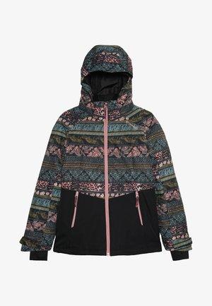 TIGER HERON GIRLS SNOWJACKET - Snowboard jacket - old rose