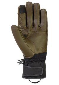 Reusch - Gloves - coffe brown - 3