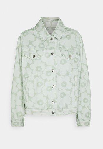 SATAKIELI MINI UNIKKO COAT - Summer jacket - light green/green