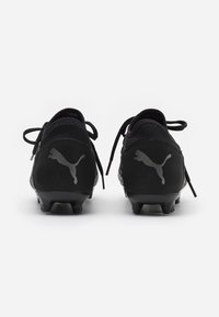 Puma - FUTURE 5.4 FG/AG - Moulded stud football boots - black/asphalt - 2