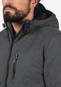 Blend - WINTERJACKE MARCO - Winter jacket - ebony grey - 3