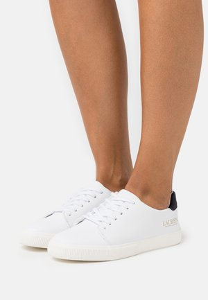 JOANA - Sneakers - white/navy