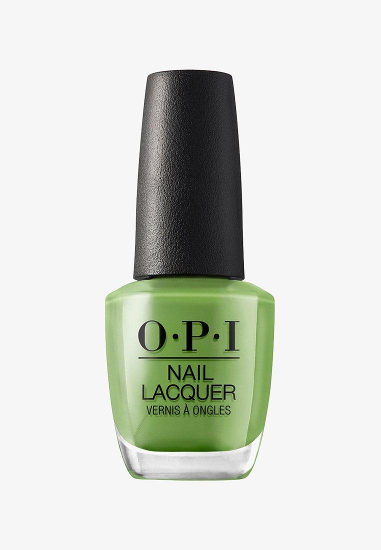 OPI - NAIL LACQUER - Nail polish - nln 60 i'm sooo swamped!