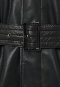 Trussardi - Leather jacket - black - 2