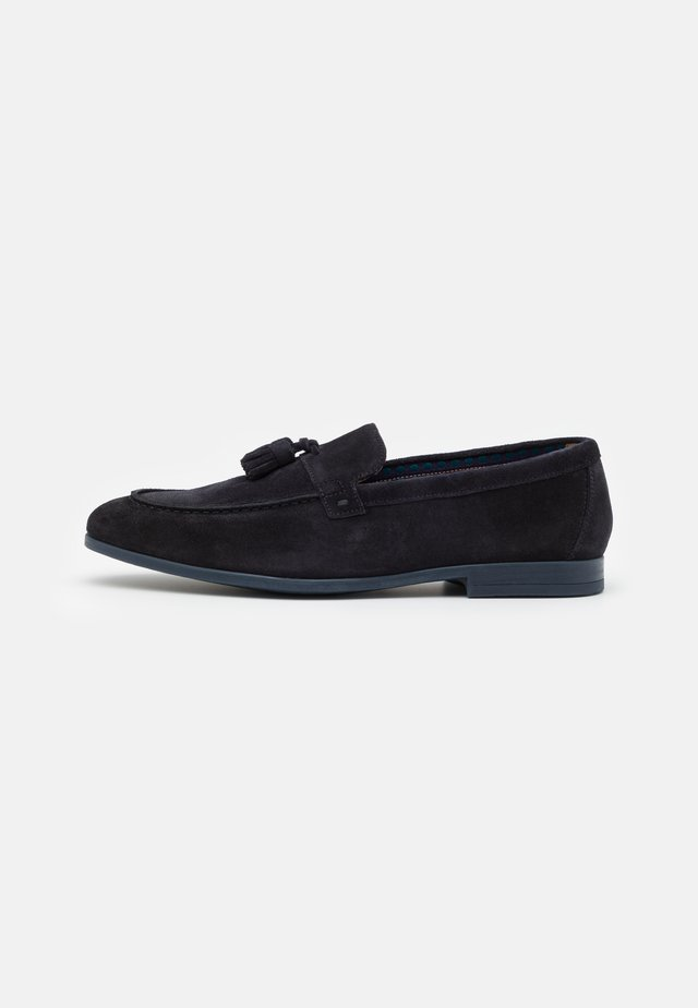TASSEL - Slipper - blu