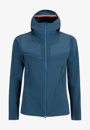 AENERGY PRO  - Kurtka Softshell - wing teal