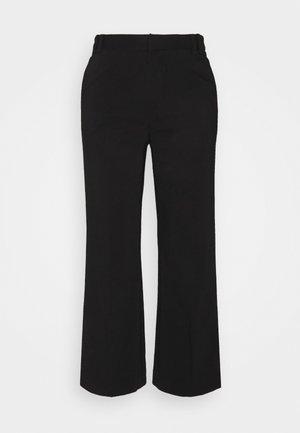 REAGAN TROUSERS - Trousers - black